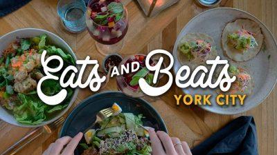 Eats & Beats York City: A Restaurant Week Fundraiser