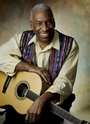 A Livestream Concert with Reggie Harris