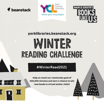 2021 Winter Reading Challenge, All Ages! | York Co...
