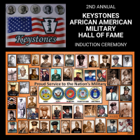 2nd Annual Keystones African American Military Hall of Fame Induction Ceremony