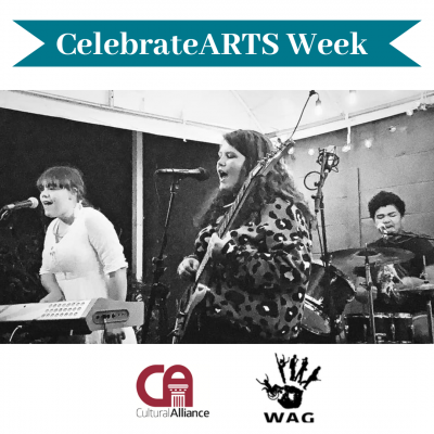 CelebrateARTS! Storytime and Music with WAG