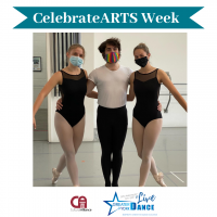 CelebrateARTS! Week Open Studio and Free Coffee with Greater York Dance