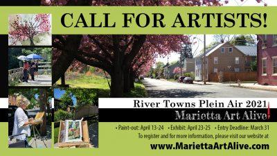 River Towns Plein Air 2021 - Call for Artists