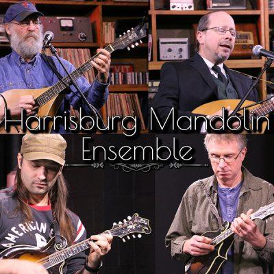 Harrisburg Mandolin Ensemble - Virtual Concert - R...