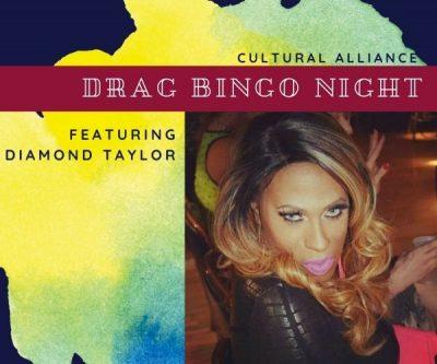 Culture Bingo with Diamond Taylor