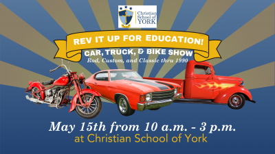 Christian School of York Rev It Up For Education C...