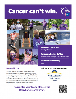 Relay for Life of York