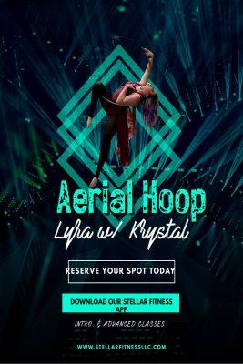 Intro to Aerial Hoop - June