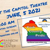 York County Pride, presented by WellSpan Health