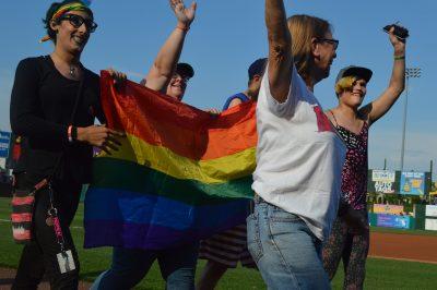Pride at the Ballpark by UPMC: York Revolution vs Long Island Ducks