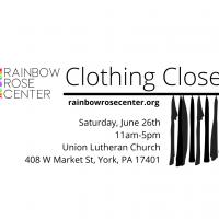 Rainbow Rose Center Clothing Closet at Union Lutheran