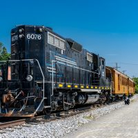 Anniversary Train to Glen Rock