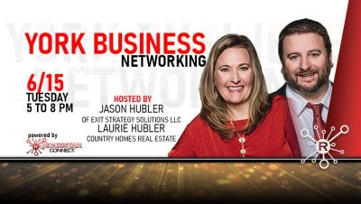 Free York Business FACE to FACE Networking Event (...