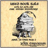 Summer Used Book Sale