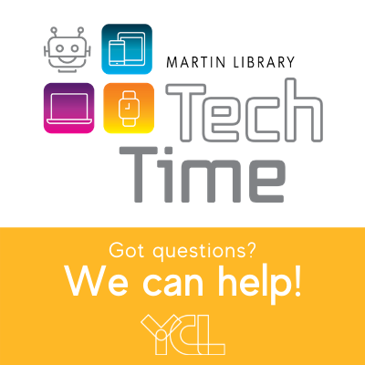 Just in Time...TechTime through York County Librar...