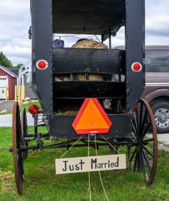 Traditional Amish Wedding Dinner