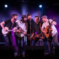 CapLive: The HillBenders present: WhoGrass - Bluegrass meets rock 'n roll