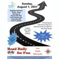 H.O.P.E.'s Road Rally for Fun