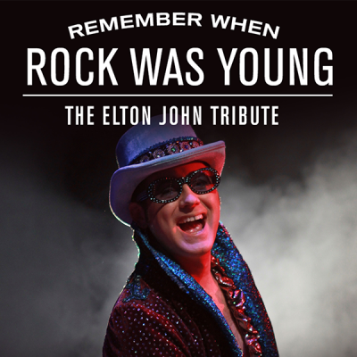Remember When Rock Was Young - The Elton John Tribute