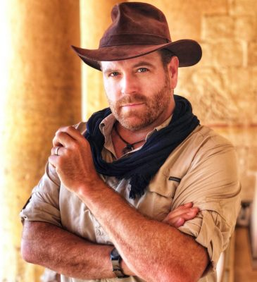 Josh Gates Live - An Evening of Legends, Mysteries, and Tales of Adventure
