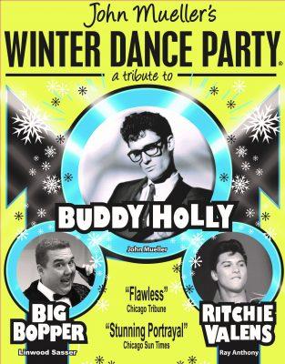 "John Mueller's ""Winter Dance Party"" ®"