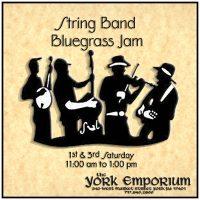 String Band Bluegrass Jam