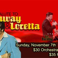 A Salute to Conway and Loretta
