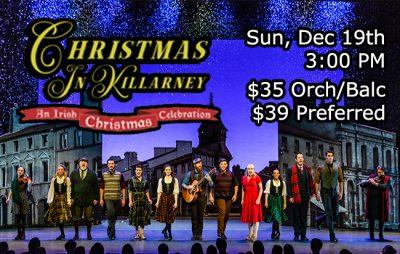 Christmas in Killarney – An Irish Christmas Celebration