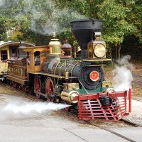 Grandparent's Day Hanover Junction Flyer with No. 17