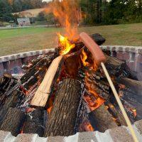Ghost Tracks & Campfire Frights (18 & Older)