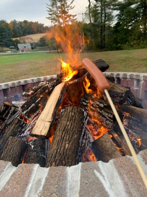 Ghost Tracks & Campfire Frights (18 & Olde...