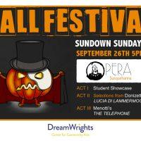 Fall Festival - Sundown Sundays