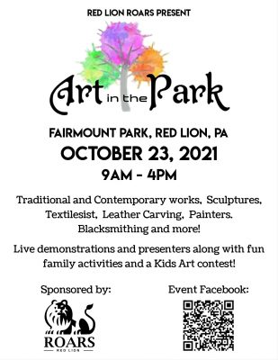 Red Lion Art in the Park