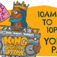 King Street Jam (Featuring Parliament Funkadelic, Mýa, Oddisee, Rob Base)