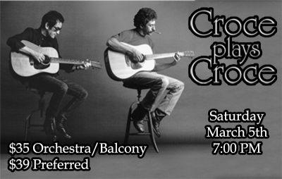 Croce Plays Croce