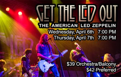 Get the Led Out – The American Led Zeppelin